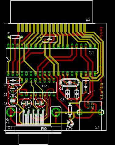 cLx freeshell org - Adaptateur USB/RS232 -> Centronics pour imprimantes